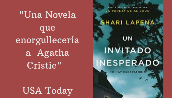 Un invitado Inesperado de Shari Lapena