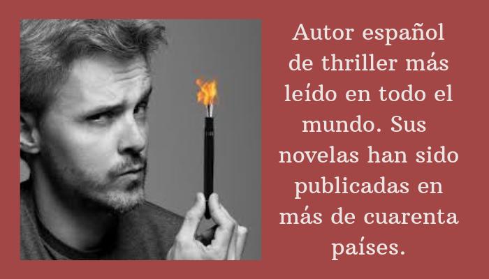 Juan Gómez Jurado y su novela Reina Roja