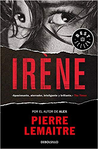 Pier Lamaitre y su novela Irene