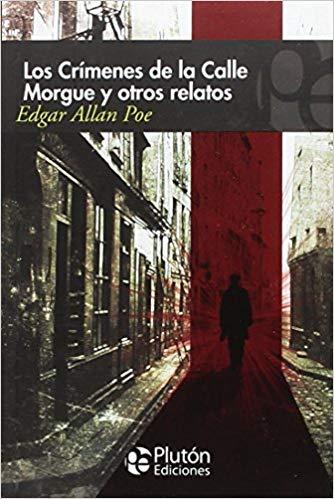 Libro de relatos Los crímenes de la calle morgue