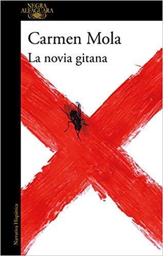 Novela de Carmen Mola: La Novia Gtana