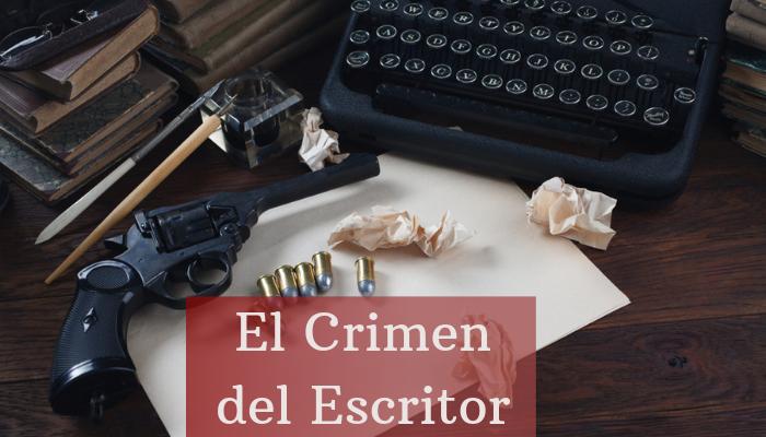 El crimen del Escritor