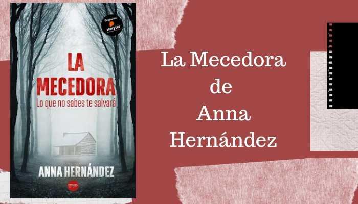 Reseña La Mecedora, de Anna Hernández