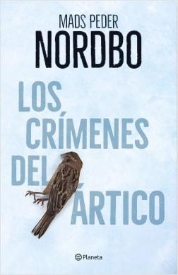 Novela de Mads Peder, los crímenes del ártico