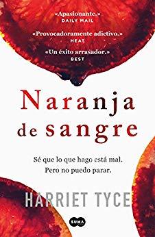 novela naranja de sangre