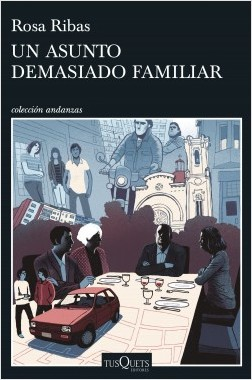 novela Un asunto demaciado familiar