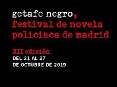 Festival e novela negra en Getafe
