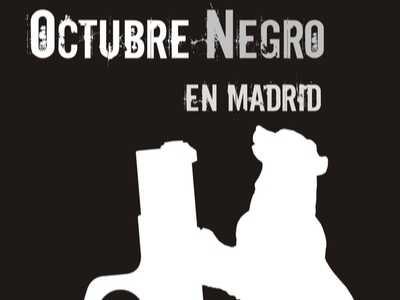 Festival de Novela negra en Madrid