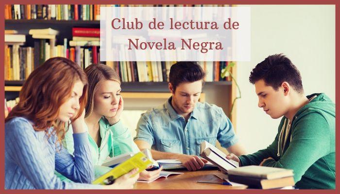 Club de lectura de novela negra