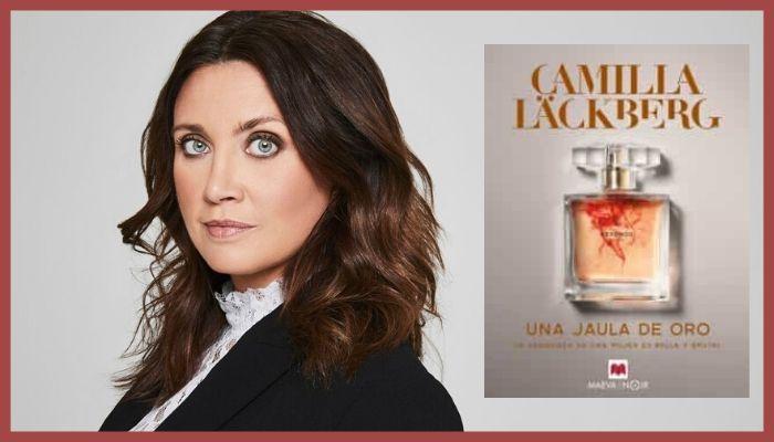 Reseña Una Jaula de Oro de Camilla Läckberg